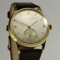 IWC feine seltene Vintage Uhr 18K Gold Kall. 88 von 1947