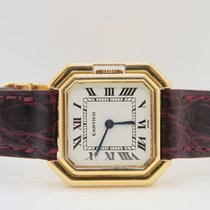 Cartier Ceinture 18k Yellow Gold Manual Winding With Clasp