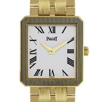 Piaget Protocole M601D 18k  Gold  Dial Mens Watch