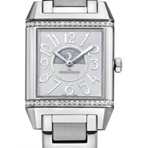 Jaeger-LeCoultre Reverso Squadra Lady Duetto Stainless Steel...