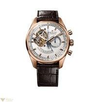 Zenith Chronomaster Power Reserve 18k Rose Gold Men's Watch