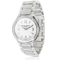 Baume & Mercier Ilea MOA08771 Ladies Watch in Stainless Steel