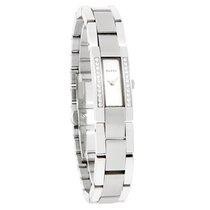 Gucci 4600 Series Diamond Ladies Swiss Quartz Watch YA046506