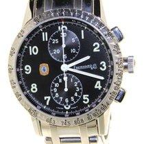 Eberhard & Co. - Tazio Novulari Chronograph -ref. 98-0845...