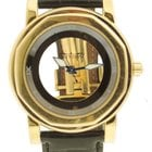"Quinting Montre Mysterieuse 18k YG ""See-Through Watch""..."
