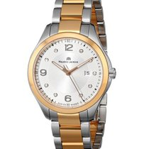 Maurice Lacroix Miros Date Two Tone in Steel with 18k Rose...
