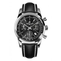 Breitling 1884 TRANSOCEAN chrono automatic 43mm black dial