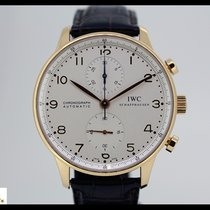 IWC Portuguese Chronograph 18k Rosegold
