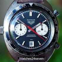 Heuer Autavia Vintage Viceroy Automatic Chronograph Date