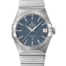Omega Constellation Co-Axial 38mm12310382103001