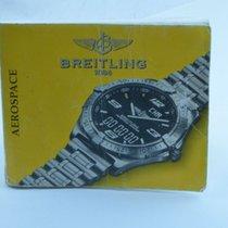 Breitling Anleitung Aerospace Herrn Uhr Manual