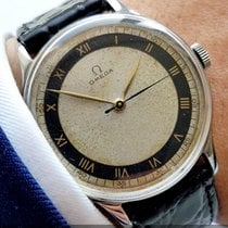 Omega Wonderful Vintage Omega with two tone Bullseye d
