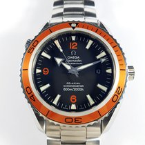 Omega 45mm Seamaster Planet Ocean 600m CO-Axial Orange 2908.5091