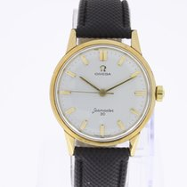 Omega Seamaster 30 gold plated handwinding vintage watch