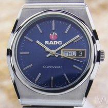雷达 (Rado) Mens Rare Swiss Made 1970 Companion Vintage Beautifu...