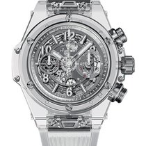 Hublot : 45mm Big Bang Unico Sapphire Watch