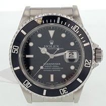 勞力士 (Rolex) Submariner Sapphire Crystal Date Mens watch 16610