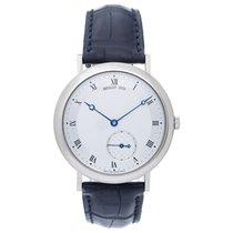 Breguet Classique 18K White Gold Mens Watch 5170BB