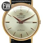 Movado Gentleman Clasic Gold