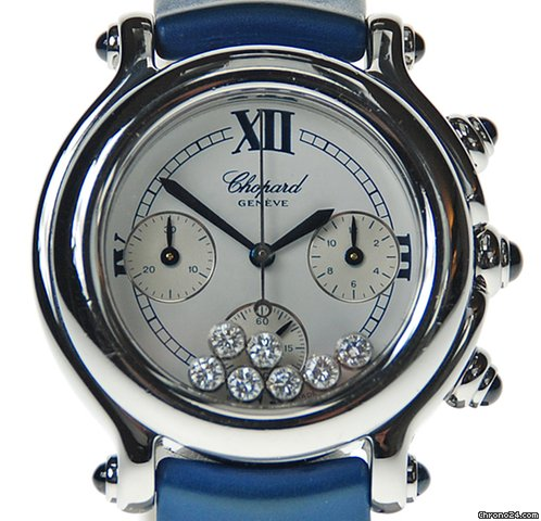 Chopard HAPPY SPORT, STEEL, QUARTZ LADIES WATCH 27/8323-23