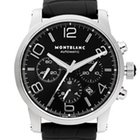Montblanc TimeWalker Chronograph Automatic brown dial