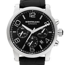Montblanc TimeWalker Chronograph Automatic black dial