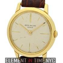 Patek Philippe Vintage Collection 18k Yellow Gold 32mm Circa...