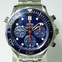 Omega Diver Seamaster 300 M Chrono, Ref. 212.30.42.50.03.001