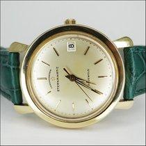 Eterna Chronometer 750er Gold 60er Jahre