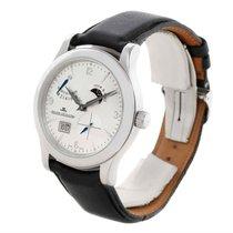 Jaeger-LeCoultre Reserve De Marche 8 Days Steel Watch Q1608420...