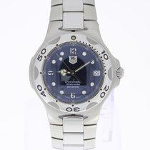 TAG Heuer Kirium Chronometer 200m blue dial
