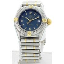 Breitling Ladies Breitling Callistino Stainless Steel Watch