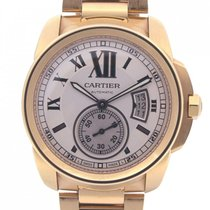 Cartier Calibre de Cartier pink gold  W7100018