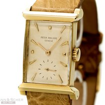 Patek Philippe Gentleman´s Watch Manual Winding Ref-2404 18k...