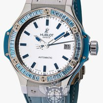 Hublot Big Bang Steel Tutti Frutti Blue