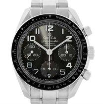 Omega Speedmaster Chronograph Watch 324.30.38.40.06.001 Box...