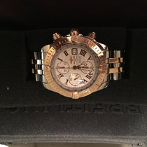 Breitling Chronomat Evolution 18k Rose Gold