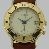 Gucci Vintage Gold Plated Quartz 3800L Lady