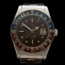 勞力士 (Rolex) GMT-Master Bakelite Pepsi Tropical Dial No Crown...