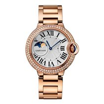 Cartier Ballon Bleu Automatic Ladies Watch Ref WJBB0025