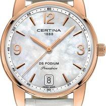 Certina DS Podium C034.210.36.117.00 Damenarmbanduhr Klassisch...