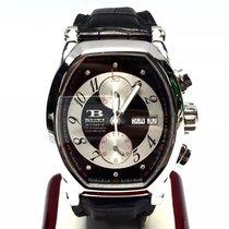 TB Buti Limited Edition Ss Mens Watch Factory Diamonds...