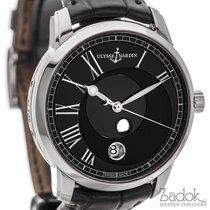 Ulysse Nardin Classico Luna 40mm Automatic Watch 8293-122-2/42...