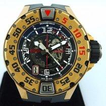 Richard Mille Diver RM028 18K Rose Gold