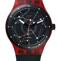 Swatch Sistem51 Red SUTR400