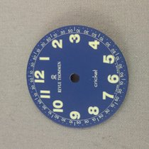 Revue Thommen Cricket 1997 50 years anniversary BLUE dial...