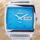 Seiko ACTUS SS AUTOMATIC 1970 21 JEWELS STAINLESS JAPAN