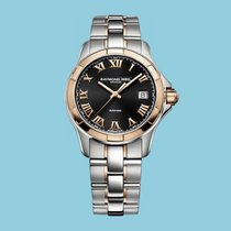 Raymond Weil Parsifal Roségold/Stahl Stahlband