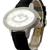 Chopard Ladys Oblong Boutique Edition with Diamond Case
