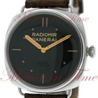 Panerai Radiomir S.L.C. 3 Days Acciaio, Black Dial, Limited...